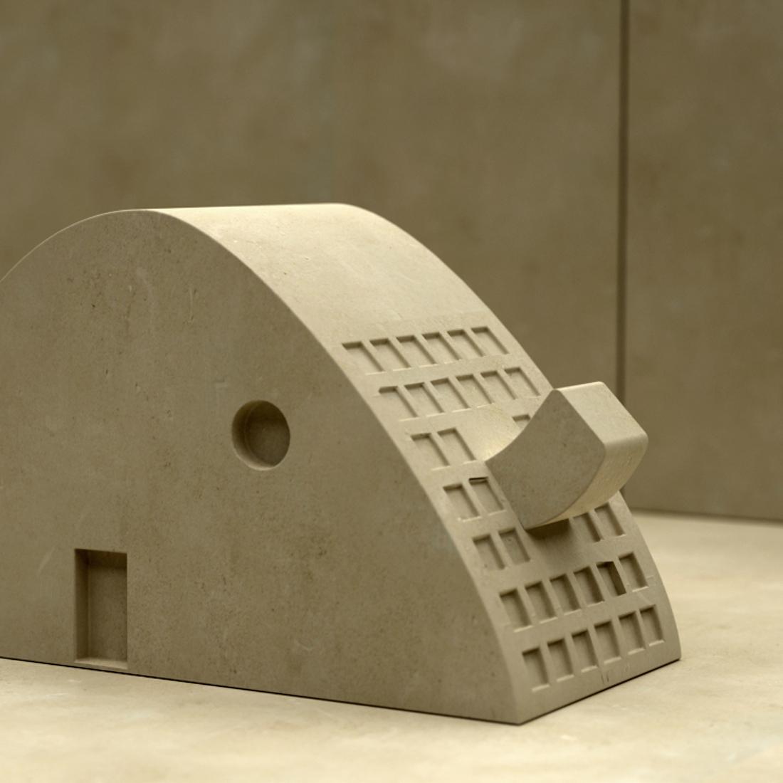 Casa_Elefante_modellino_1100
